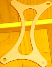 3d конструктор Slim Slice желтый