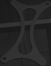 3d конструктор Slim Slice черный